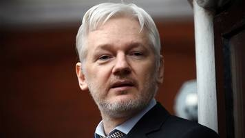 ecuador shut off julian assange's internet access