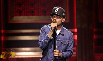 Chance the Rapper Attends White House State Dinner