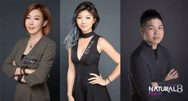Natural8 (www.Natural8.com) Officially Signs Kitty Kuo, Xuan Liu And Dong Kim as Members of Team Hot and Xiao Chung as a Friend of Natural8