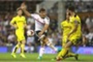 championship: chris martin scores again as fulham nick a point