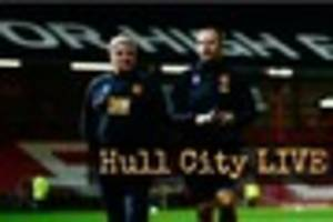 hull city news and rumours live as clemence explains aston villa...