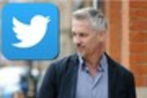 gary lineker's refugee twitter row with glamour model holly...