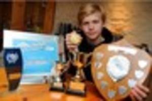 sailing: young brixham sailor connor myers launches fund-raising...