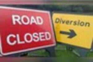 A35 closed in Dorset: Heavy traffic after reports of crash...