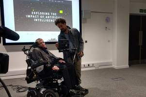 AI will either 'transform or destroy' society, says Prof Stephen Hawking at intelligence centre launch