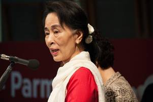 India, Myanmar Reach Energy, Agriculture Agreements During Suu Kyi Visit