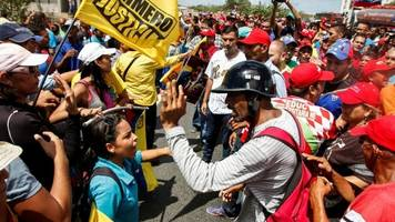 Venezuela election delay sparks opposition anger