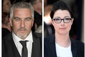 great baking bake off may have reached boiling point amid claims that sue perkins and paul hollywood have 'clashed'