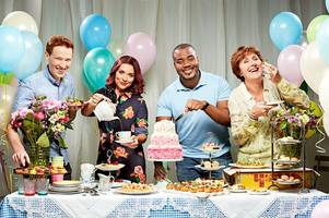 the great british bake off final four open up on their hopes for the future
