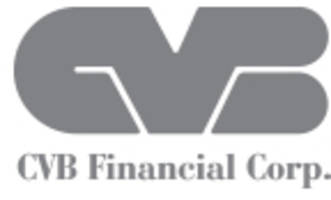 CVB Financial Corp. Reports Third Quarter Earnings for 2016