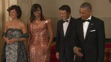 obamas host final state dinner of presidency