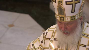 Russia's Patriarch Kirill urges 'holy war' on terror