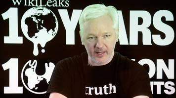 wikileaks: is julian assange interfering in us election?