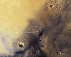 Euro-Russian craft enters Mars orbit, but lander's fate unknown
