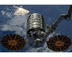 Guiding Supply Ship to the International Space Station
