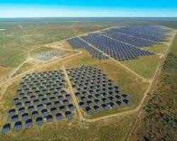 s.africa basks in continent's first solar-powered airport