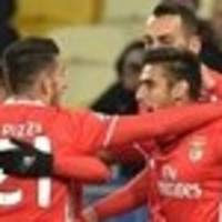 Benfica beat Dynamo in Kyiv to get back on track