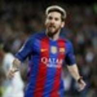 Messi hat-trick punishes City slips