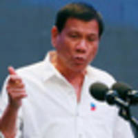 Philippines President Rodrigo Duterte says he'd consider holding joint military exercises with China, Russia