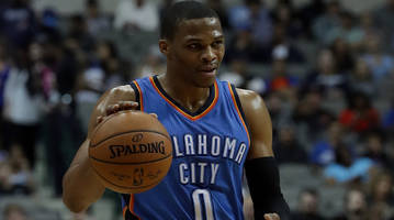 Russell Westbrook learned about Kevin Durant leaving while playing dominoes