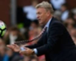 moyes can save sunderland, says chief exec bain