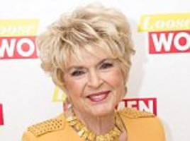 gloria hunniford is left humiliated as itv says sorry over her ched evans 'sex education' jibe