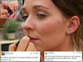 Is this the lipstick brand Bake Off Candice wears? Fans rave about GBBO beauty's mulberry lip on social media