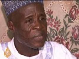 The 92-year-old with NINETY-SEVEN wives: Nigerian says Allah 'helps him keep control of them all'... but warns other men: 'I don't recommend having more than two'