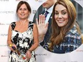 vogue editor alexandra shulman reveals what she really thinks of the duchess of cambridge and how different she is to princess diana