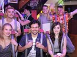 Nottingham students blasted for dressing as Alton Towers Smiler crash victims