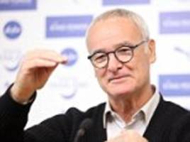 leicester city boss claudio ranieri like 'a fully charged electric car'