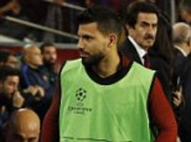 Pep Guardiola is too clever for his own good... Sergio Aguero is Manchester City's Lionel Messi and the boss paid the price for leaving him out of team