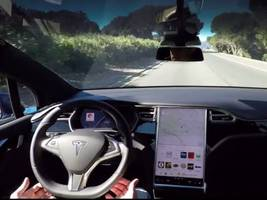 Everything you need to know about Tesla's new self-driving system (TSLA)