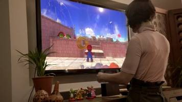 It looks like Nintendo will release a new Mario game for its new game console 'Switch'