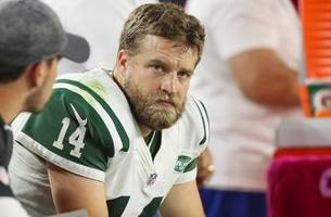 'I don't know if I have a real chance': Ryan Fitzpatrick ponders future after benching
