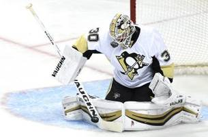 Matt Murray signs three-year extension with Penguins