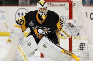 Penguins lock up Matt Murray with three-year contract extension