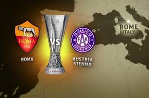 Roma vs. Austria Wien | 2016-17 UEFA Europa League Highlights