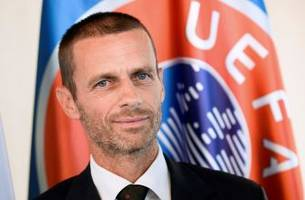 uefa president open to hosting champions league final outside europe