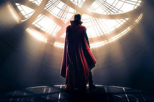 'Doctor Strange' Early Reviews Are In: 'Stunning,' 'Unique,' 'Unlike Anything Marvel's Done'