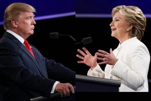 Miss the Final Presidential Debate? Here's a 90 Second Recap (Video)