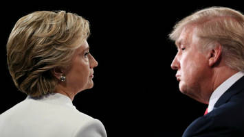 The Great Puppet Debate: Trump, Clinton Fight Over Who Pulls Their Strings (Video)