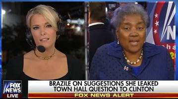 dnc chair donna brazile pummeled over leaked debate question, plays persecuted christian woman card