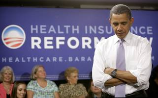 Obama Explains That Only More Government Intervention Can Fix Obamacare: Live Webcast