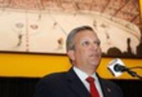 caribbean trips & hardwood floors: long island official & wife arrested on corruption charges