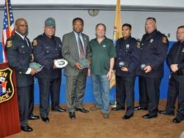 NY Jets To Honor Linden Hero Police Officers