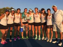 harriton hs girls tennis headed to states after district title win