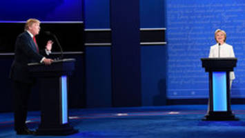 OPINION: Presidential debates over, time for the hazmat team