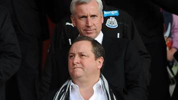 newcastle direction under mike ashley was 'wrong': alan pardew