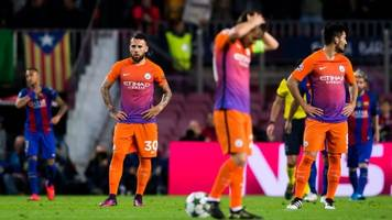 Champions League: Manchester City nowhere near Barcelona, says Phil Neville